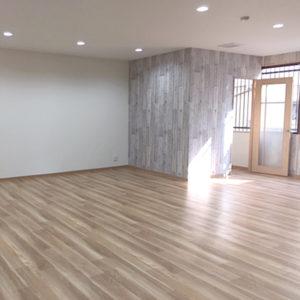 店舗リフォーム 大阪府寝屋川市 訪問看護ステーションへ改修工事