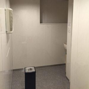 小規模リフォーム 大阪市中央区 オフィスビル喫煙室改修工事