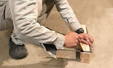 【大工の日常】さしがね講習 大工の基礎を学んでいます!
