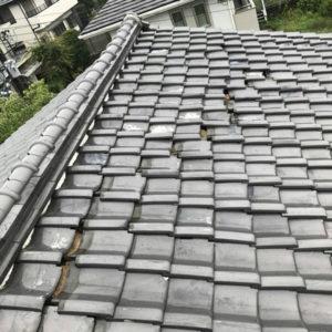 戸建リフォーム 大阪府吹田市 S様邸 地震被害に伴う改修工事