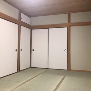 戸建リフォーム 大阪府豊中市 M様邸 和室の内装工事