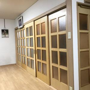戸建リフォーム 大阪府吹田市 S様邸 介護ベッド設置に伴うリフォーム工事
