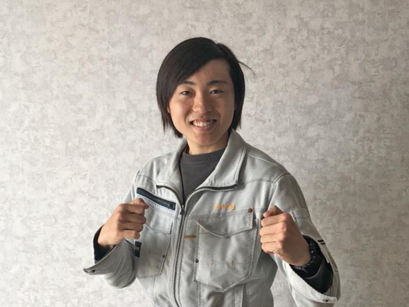 入社2年目下田です
