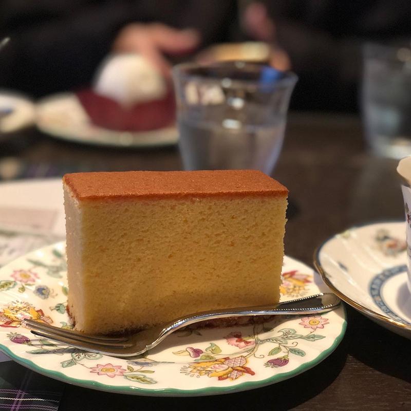 長崎のカステラ