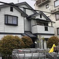 【進行中の現場】戸建てリフォーム 奈良県奈良市 Y様邸 キッチン・間取り改修・カラーベスト、外壁の塗り替え工事