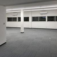 大阪府東大阪市 O会社 社宅を事務所にリフォーム