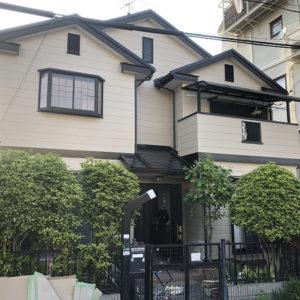 戸建てリフォーム 奈良県奈良市 Y様邸 外部塗り替え、キッチン、トイレ、洋室、他