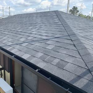 屋根リフォーム 兵庫県川辺郡 K様邸 リッジウェイカバー工法による屋根改修工事