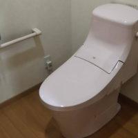 水回りリフォーム 大阪府豊中市 S様邸 トイレ取替工事