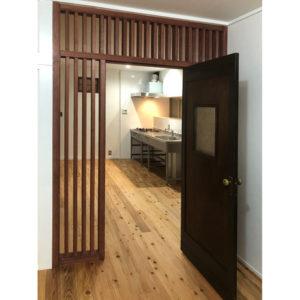 戸建てリフォーム 大阪府池田市 S様邸 ダイニング、和室、キッチンなど