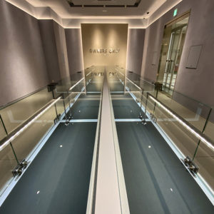 店舗リフォーム 大阪市中央区 ビルテナントの新装工事