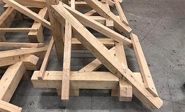 【大工の日常】小窪くん ・ 下田くん の 資格試験 ~ 一級建築大工技能検定
