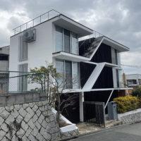 外壁改修 兵庫県西宮市 Y様邸 外構塗装工事