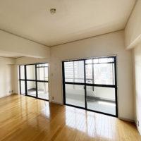 マンションリフォーム 大阪府吹田市 ハイツK 和室を洋室にする工事、フローリング工事
